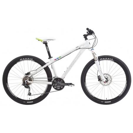 Bicicleta de test MTB...