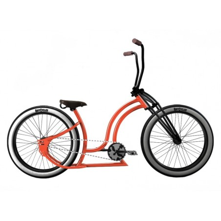 Bicicleta Custom Ruff Cycles