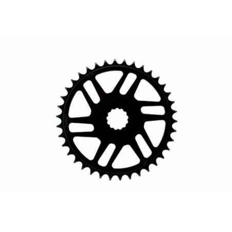 Placa pedalier KMC 38T...