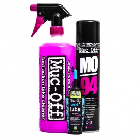 Muc-Off Wash Protect and...