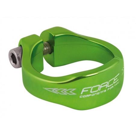 Colier Force 31.8mm al. verde