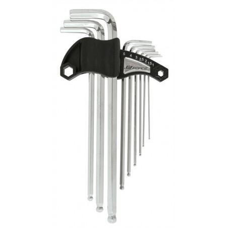 Set imbus Force 9 1.5-10mm...