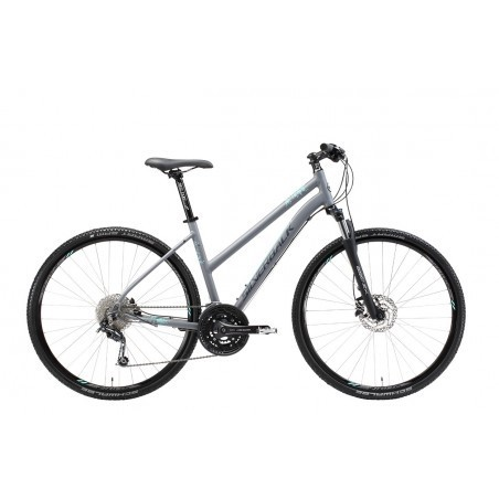 Bicicleta Dama Silverback...