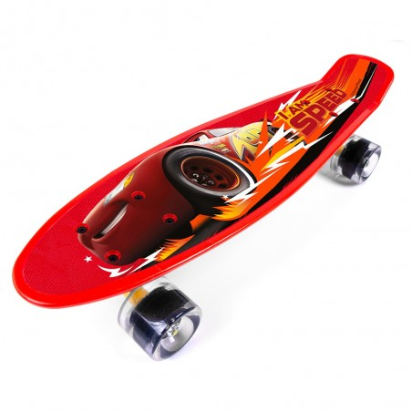 Penny Board Seven Cars