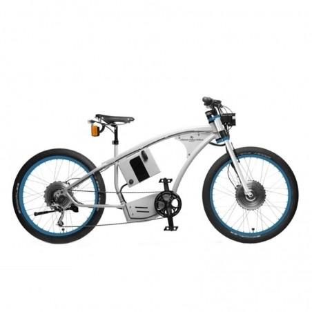 Bicicleta de test PG Bikes...