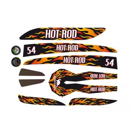 Set Stickere Hot Rod 2016