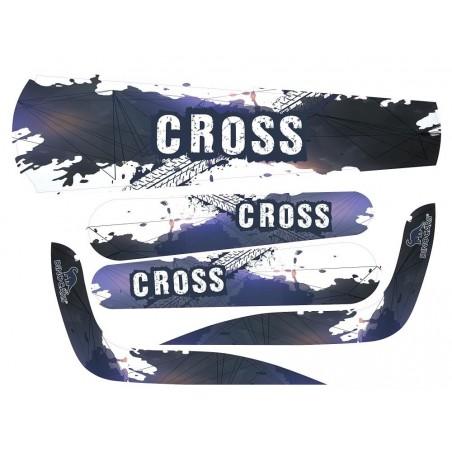 Set Stickere Junior Cross
