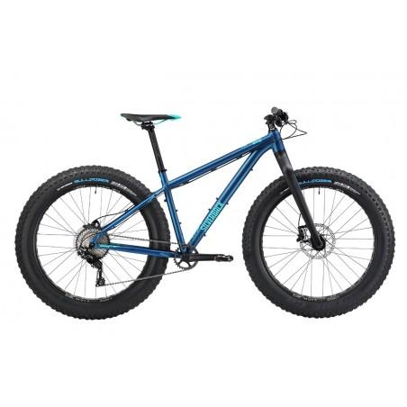 Bicicleta de test Fatbike...