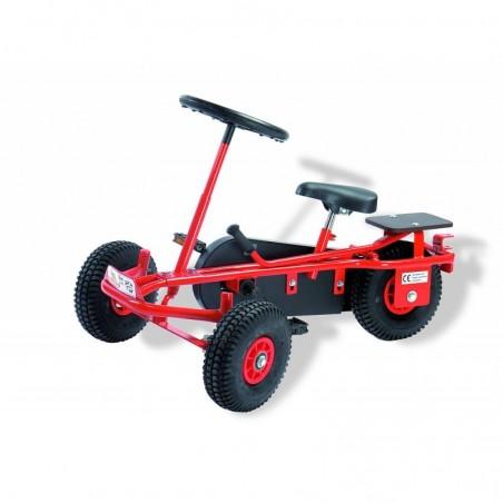 Tricicleta cu pedale Dino...