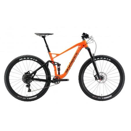 Bicicleta de test Trail...