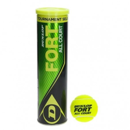Set Mingi Tenis Dunlop Fort...