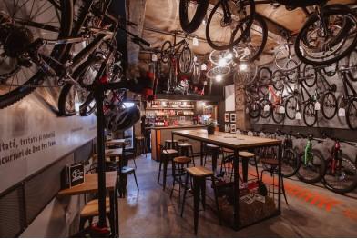 Cele mai populare ciclo-cafenele din lume!