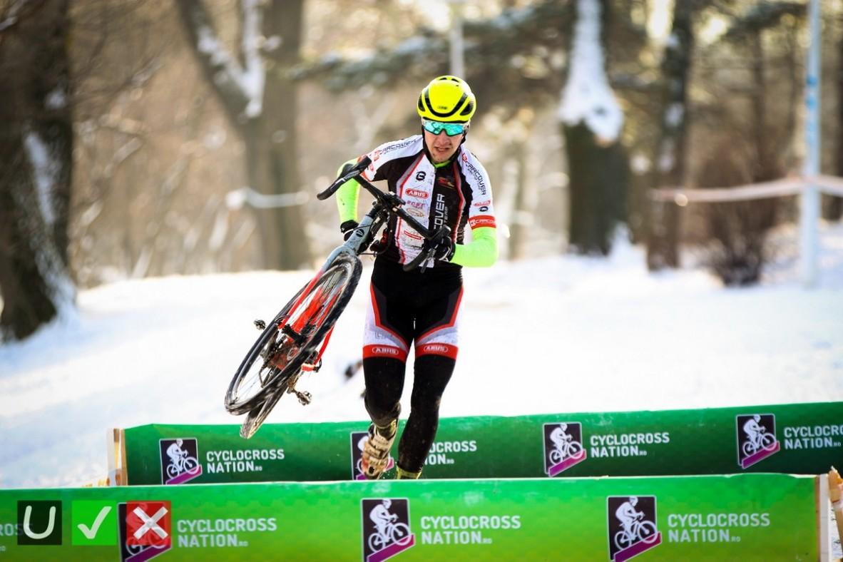 Mititelu Andrei Nicolae câștigă la Campionatul Național de Ciclocros 2019