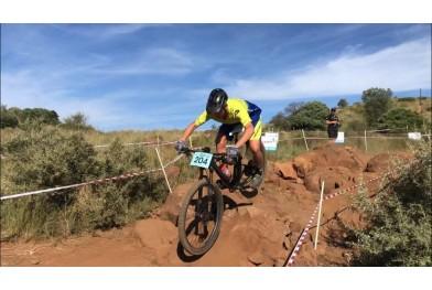 Luke Moir câștigă etapa a 3a la CN Africa de Sud 2019