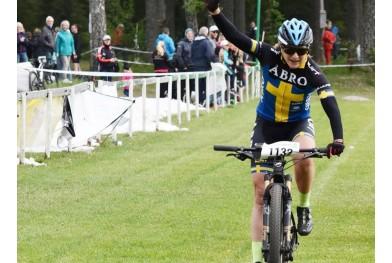Jennie Stenerhag câştigă a 10a ediţie a cursei Ottarsloppets din Suedia