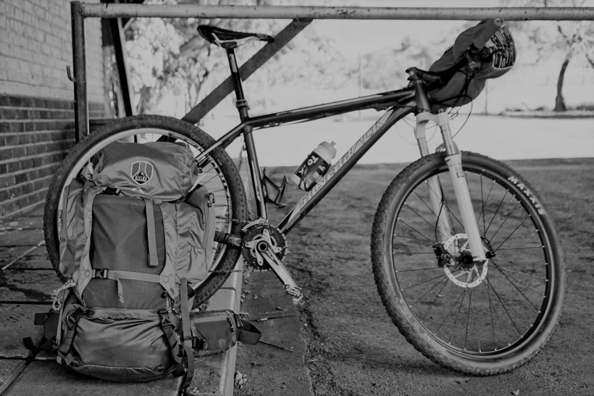 Bike packing – singur pe a lui Sola