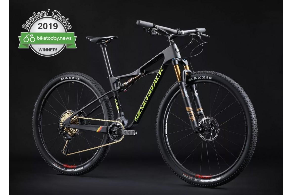 Silverback câştigă premiile BikeToday Readers's Choice 2019!