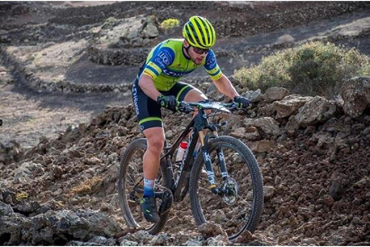 Echipa Silverback Spain la MTB Lanzarote Stage Race