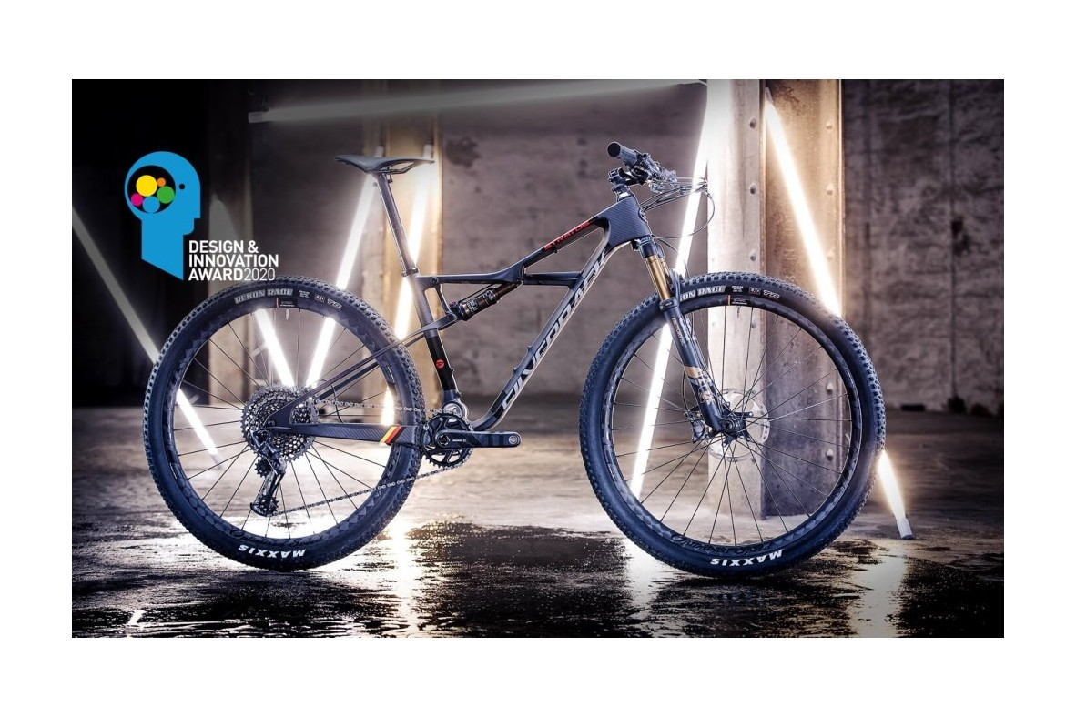Silverback Stratos 2020 este bicicleta anului!