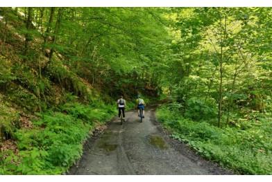 Cu bicicleta prin Ținutul Pădurenilor, Hunedoara